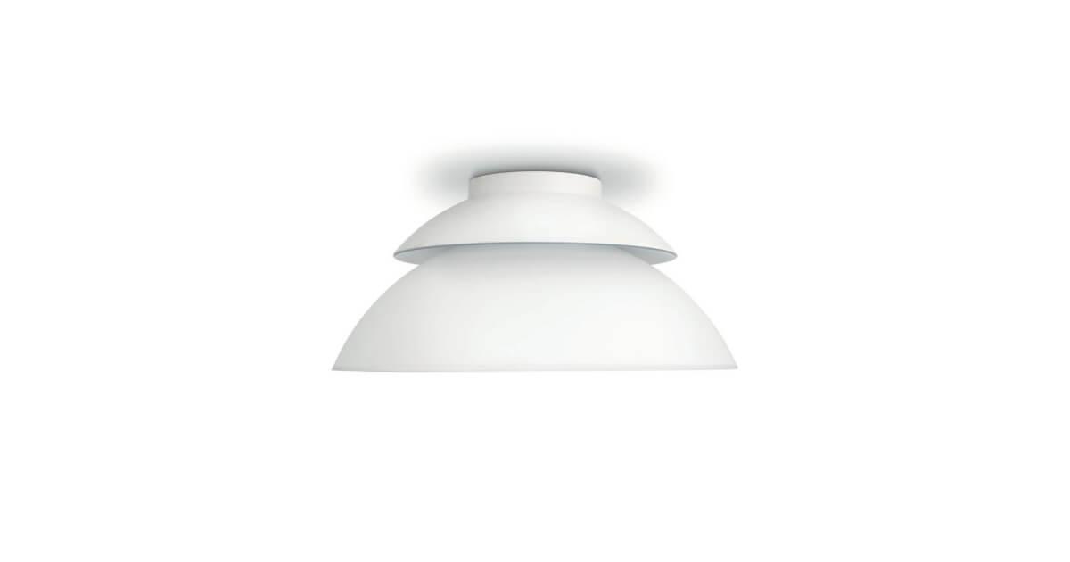 Philips hue beyond plafondlamp wit