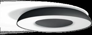 Philips hue still zwart plafondlamp