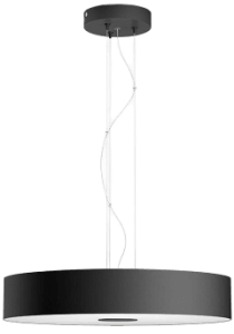Philips hue fair zwart hanglamp