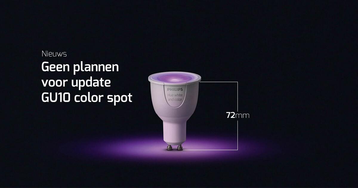 Philips hue gu10 update