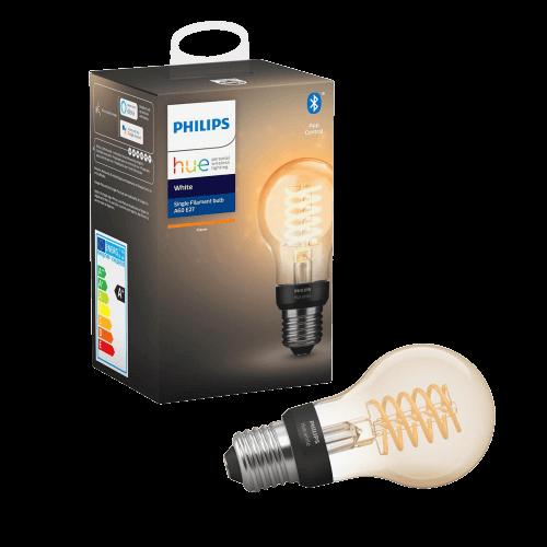 hue filament standaard lamp