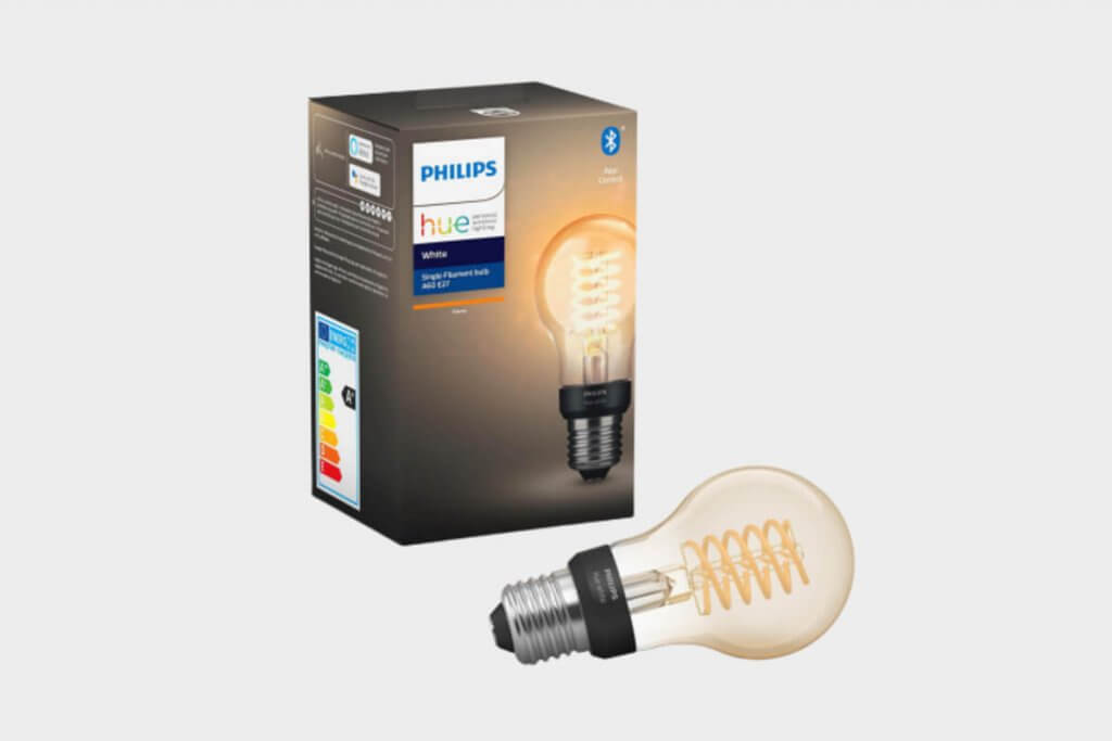 philips hue filament standaard lamp