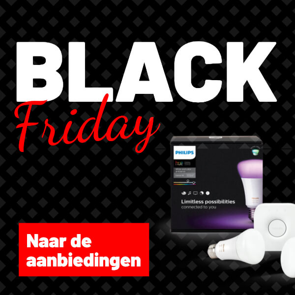 philips hue aanbieding 2019 black friday