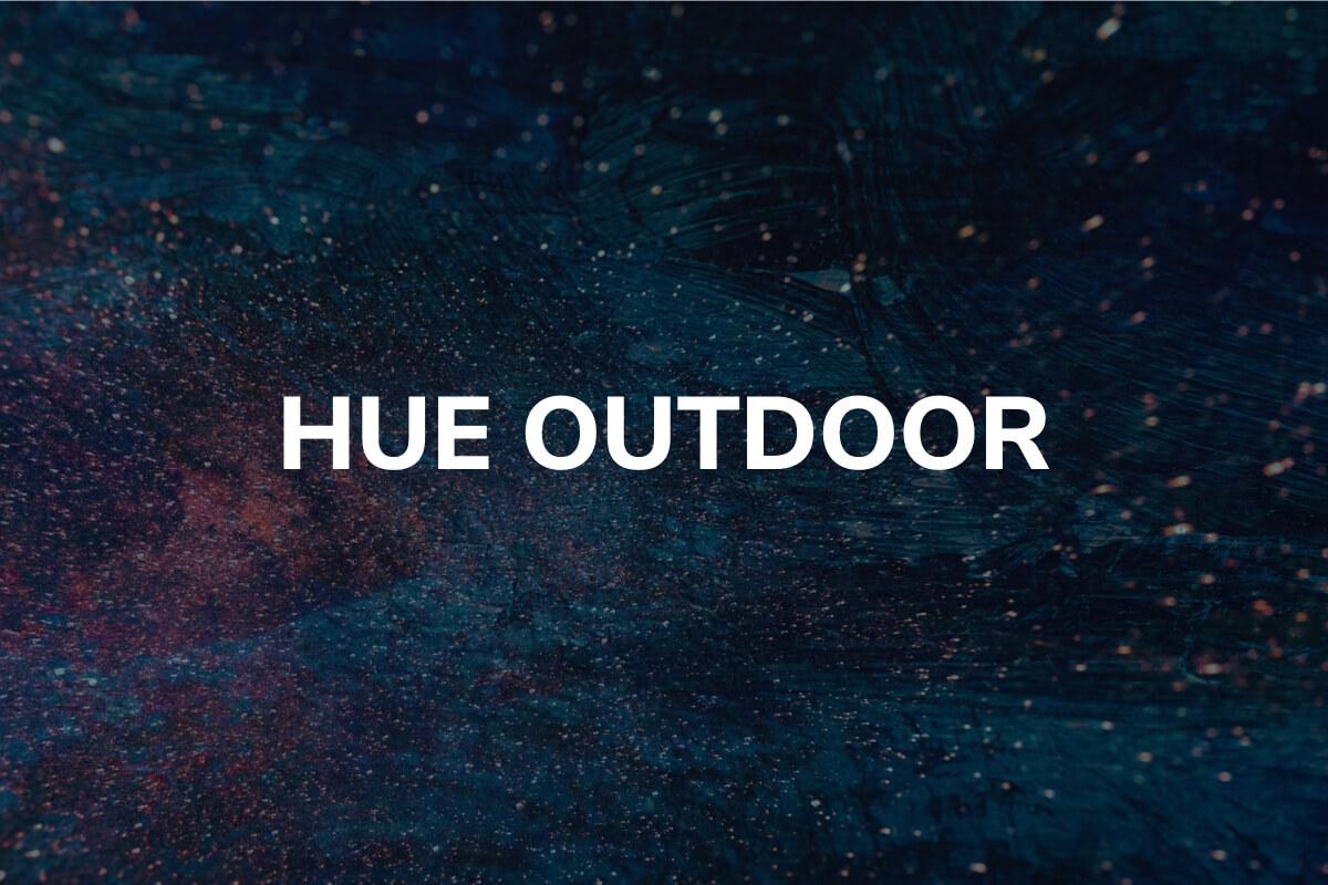 hue outdoor banner