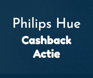 philips hue aanbieding cashback 2019 actie