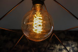 philips hue filament lamp globe helder