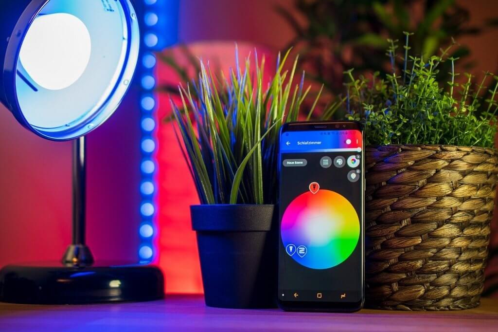 smart lampen smartphone hue