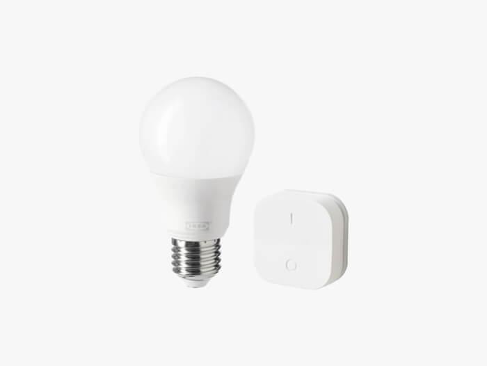 Ikea tradfri lamp met dimmer