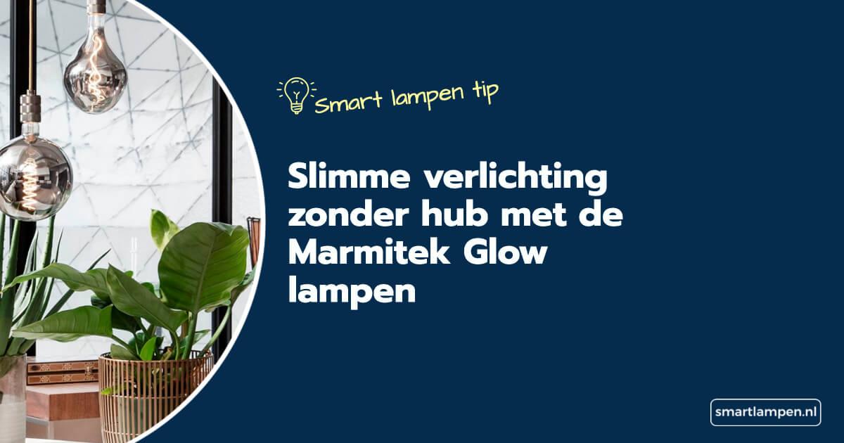 Marmitek smart me glow lampen blog