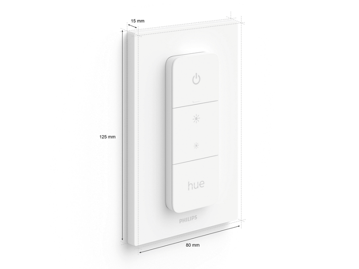 Philips hue dimmer switch new model