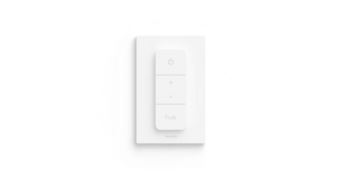 Philips hue dimmer switch nieuw model 2021