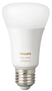 Philips hue white ambiance E27 lamp