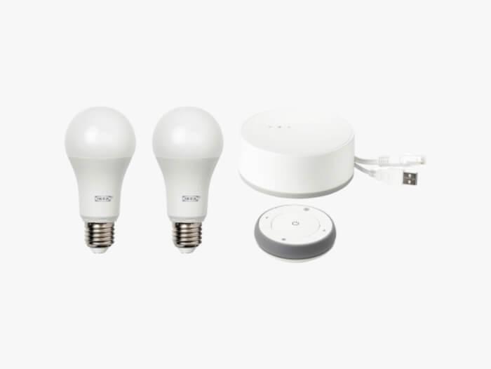 tradfri verbindingsset lampen hub