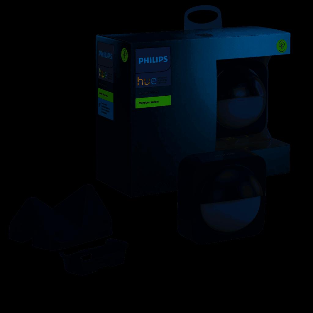 Philips hue sensor buiten