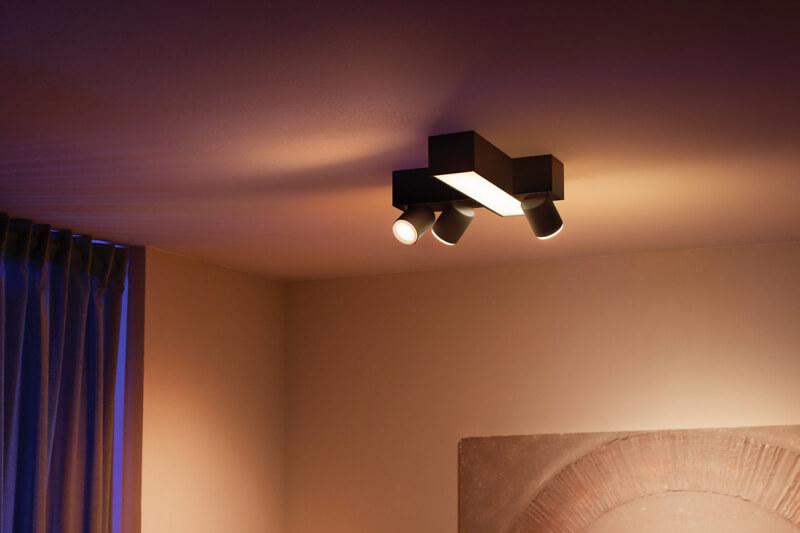 centris plafondlamp 3 spot