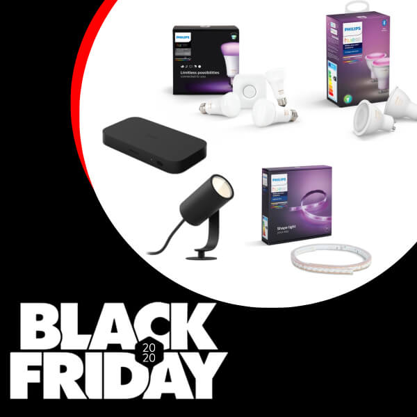 Philips hue aanbieding black friday 2020