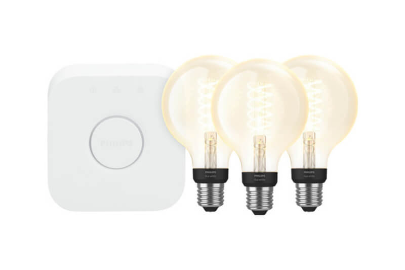 filament starter kit lampen bridge