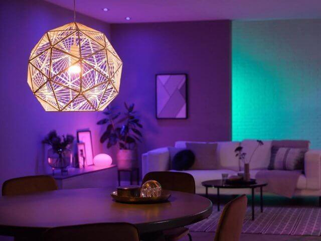 Philips hue lampen soho setting